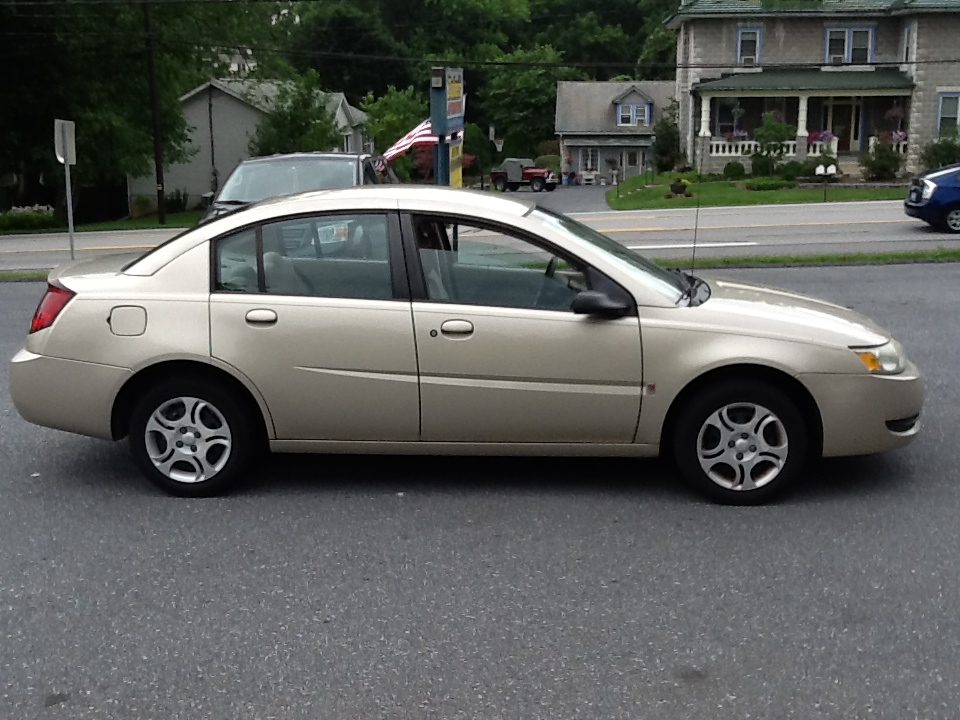 2004 Saturn Ion Used Cars And Trucks Bakers Automotive